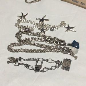 Silver bracelets914